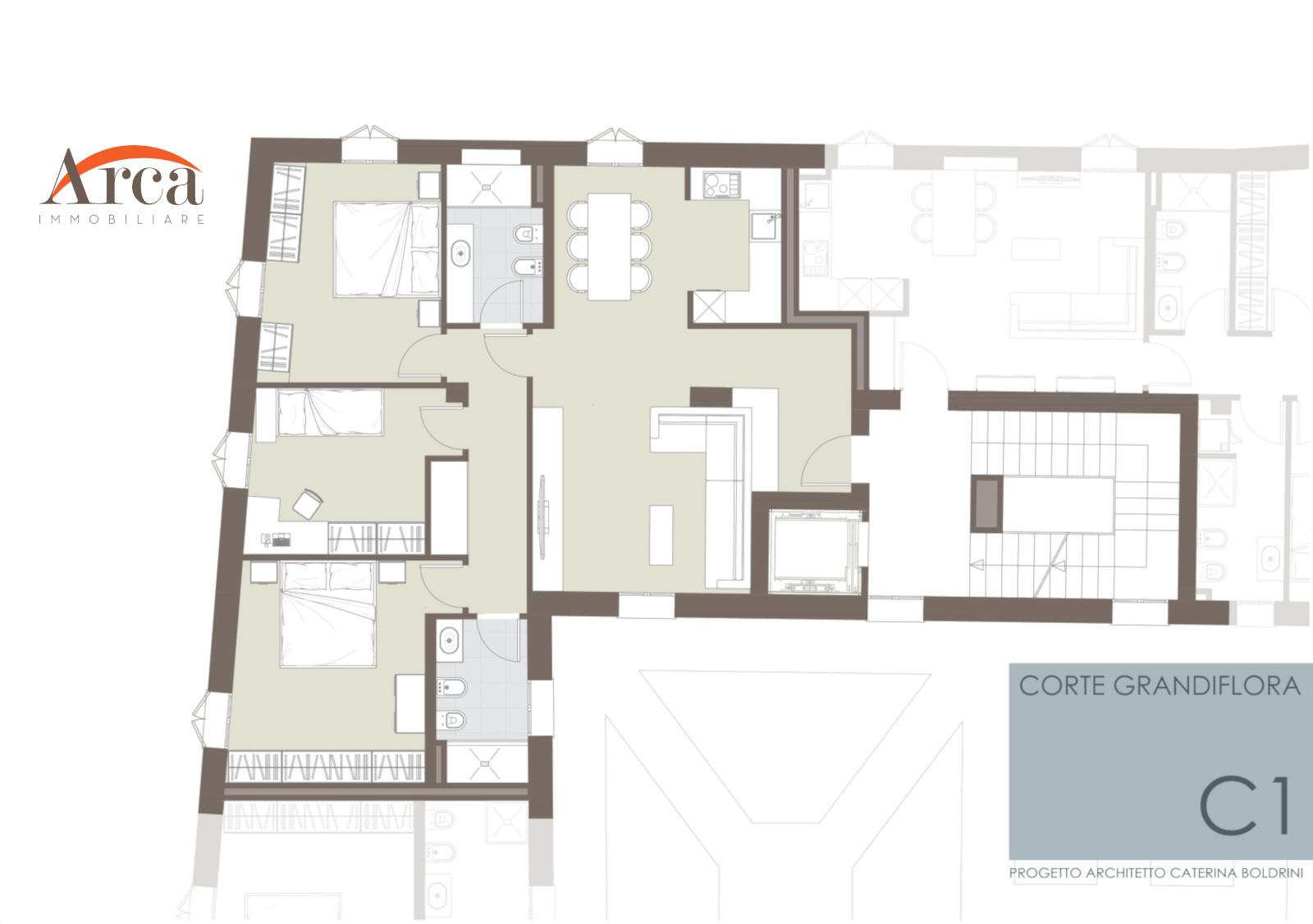 Appartamento C1