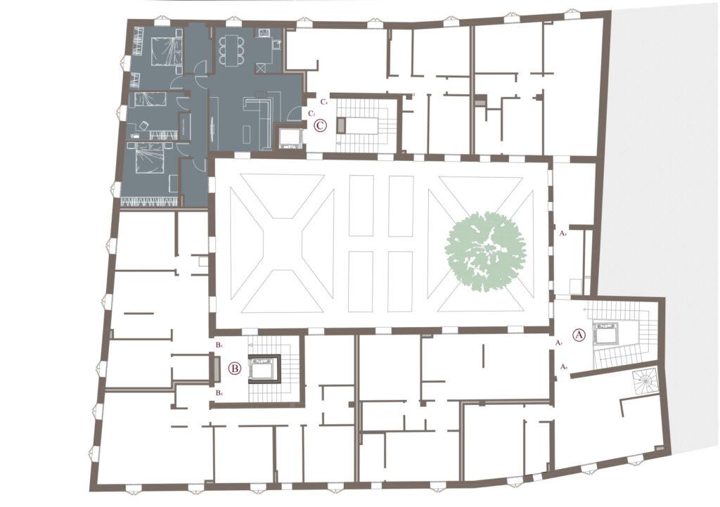 Appartamento C3