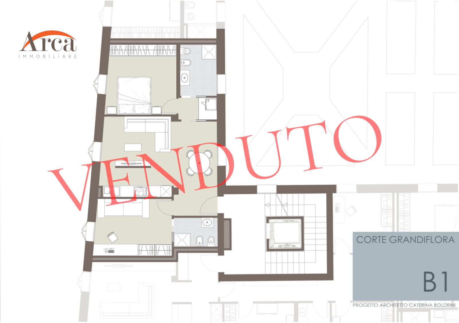 Appartamento B1 - venduto