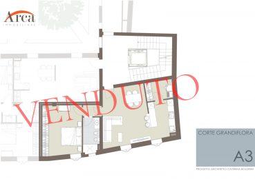Appartamento A3 - Venduto