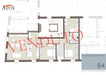 Appartamento B4 - Venduto