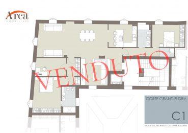 Appartamento C1 - Venduto