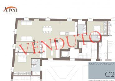 Appartamento C2 - Venduto