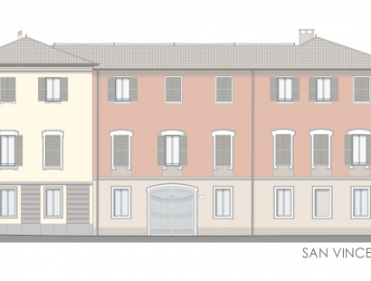 Prospetto via San Vincenzo